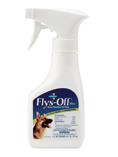 bug spray for dogs farnam flys mist insect repellent for dogs at pet shed