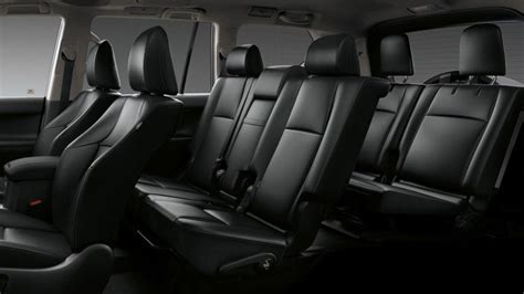 toyota land cruiser prado seating capacity vehicles with fold flat seats autos post