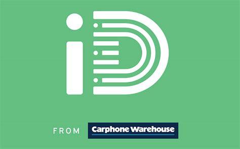 carphone warehouse launches mobile network but is id any carphone warehouse to launch own id mobile network kitguru