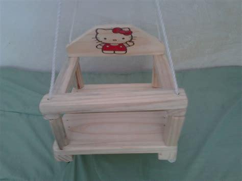 hamacas de madera hamaca de madera para bebe 380 00 en mercado libre