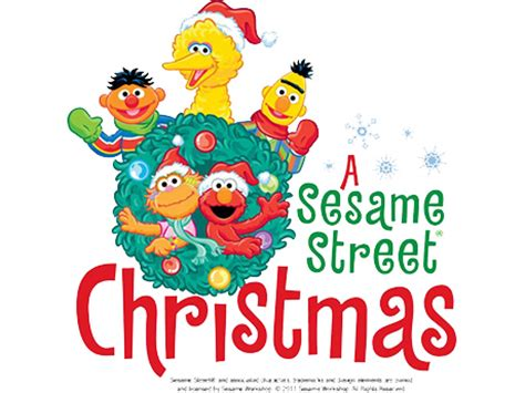 a sesame street christmas thrillz the ultimate theme