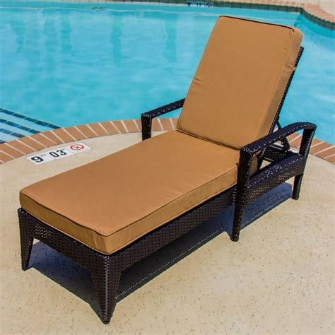 resin patio chaise lounge providence resin wicker patio chaise lounge with arms