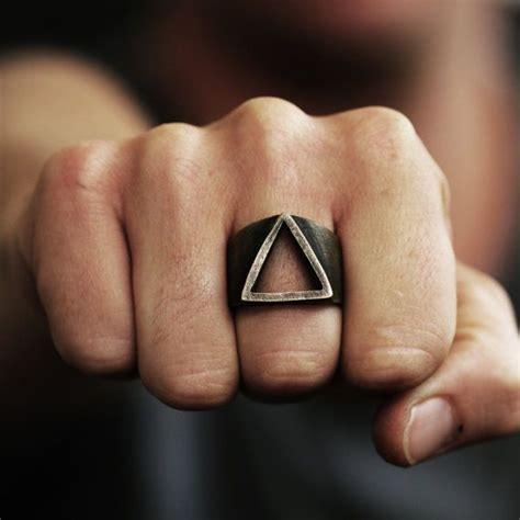 25 best ideas about ring on mens ring