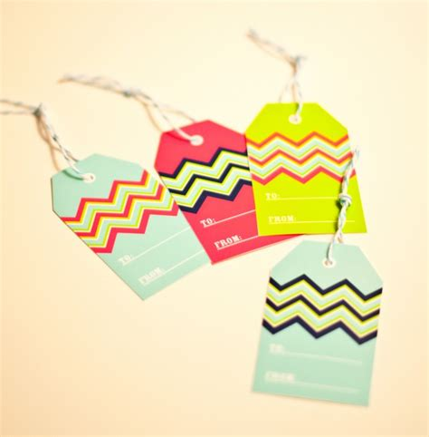 printable gift tags customized free ruff draft our gift to you free printable chevron gift