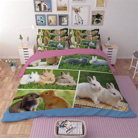 bunny rabbit twin sheet set e bedding sets way to shop bedding curtains rugs mats