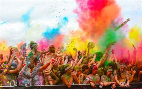 festival of color holi hai festival of colors and jai ho