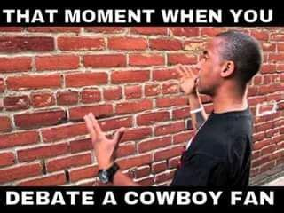 Brick Wall Meme - 1000 images about dallas sucks on pinterest football