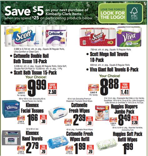 catalina offers for shoprite supermarkets living rich review ebooks shoprite coupon kimberly clark catalina double dip deal
