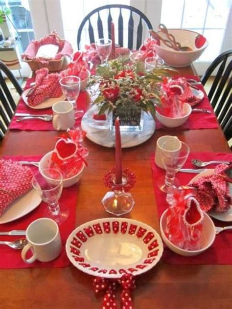 elegant valentines decorations ideas