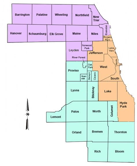 Records Cook County Il Cook County Map My