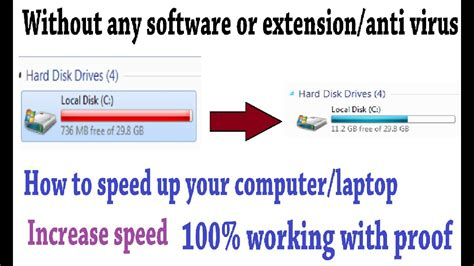 how to speed up your computer heyrichmeister how to speed up your computer laptop in urdu hindi youtube