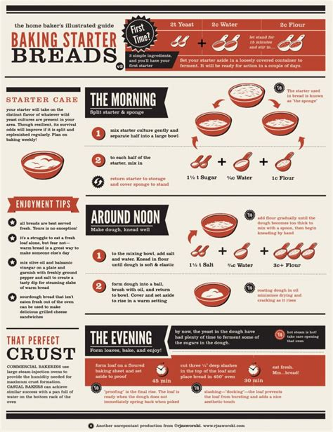 recipe infographics 10 best bread infographics images on pinterest info