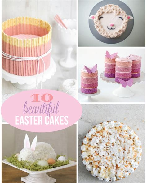 beautiful easter cakes holidays 10 beautiful easter cakes mirabelle creations