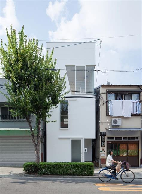 narrow houses japanese architecture best modern houses in japan