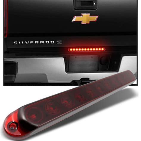 15 inch led light bar 15 quot inch led tailgate light bar brake light truck pickup