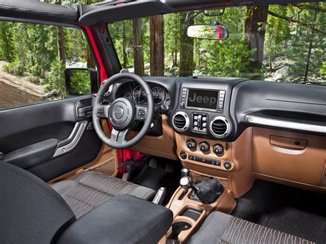 2013 Wrangler Interior by 2013 Jeep Wrangler Unlimited Price Photos Reviews