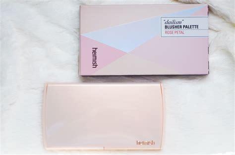Heimish Dailism Blusher Palette Petal review heimish dailism blusher palette petal the point of vu