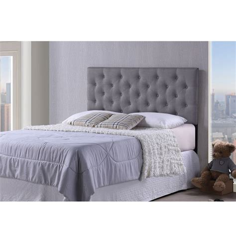 best 25 grey upholstered headboards ideas on grey upholstered bed white