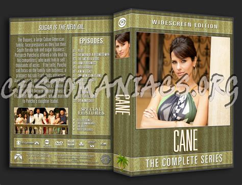 cane tv show the gallery for gt burn notice season 7 dvd cover
