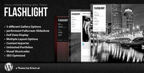 themeforest video background flashlight fullscreen background portfolio theme by