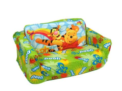 winnie the pooh couch official winnie the pooh and friends flip out sofa bed