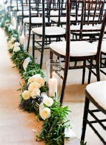 aisle decorations 25 gorgeous winter wedding aisle d 233 cor ideas weddingomania weddbook