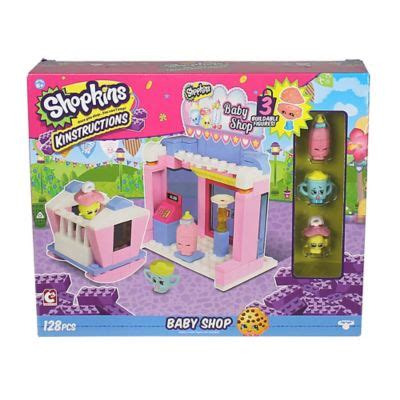 Shopkins Flower Stand buy shopkins kinstruction flower stand set from bed bath