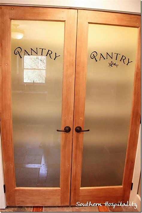 pantry door ideas   exciting