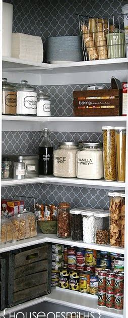 Pantry Redo by Kitchen Pantry Makeover Indeed Content In A