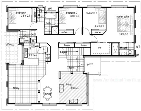 slope house plans sloped land house plans