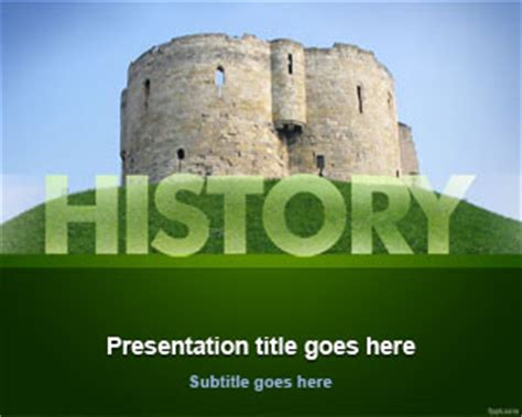 history templates for powerpoint free download free education school powerpoint template