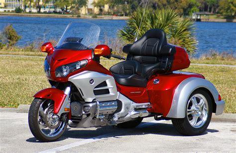 Trike Motorcycle Honda Roadsmith Hts1800 The All New Honda Goldwing Trike