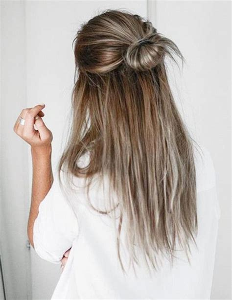 25 best ideas about down hairstyles on pinterest half