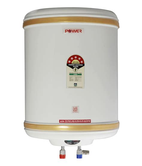 Water Heater power 25 litre 5 storage water heater price in india buy power 25 litre 5 storage