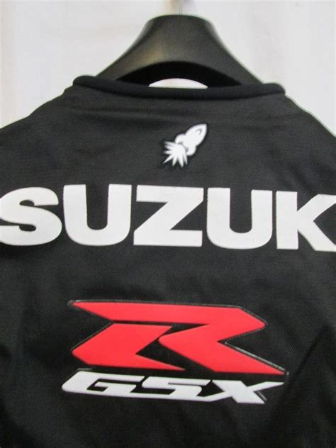 Joe Rocket Suzuki Gsxr Jacket Joe Rocket Gsxr Suzuki Chion Jacket Black Gunmetal