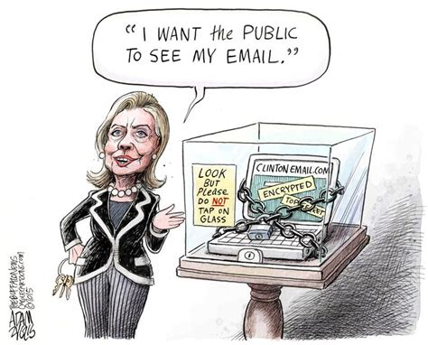 hillary political cartoons donate to the clinton foundation for top secret clearance