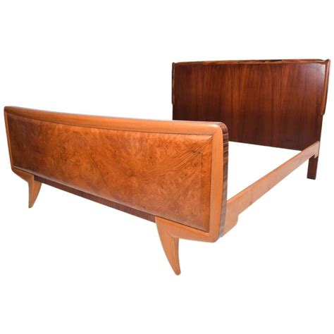 Mid Century Modern Italy Bed Frame For Sale At 1stdibs Modern Bed Frames For Sale