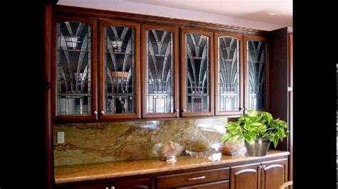 glass design for kitchen terrific etched glass designs for kitchen cabinets 68 for
