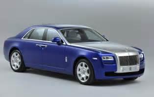 Roll Royce Models Rolls Royce Ghost 2013 Model Year Minor Updates