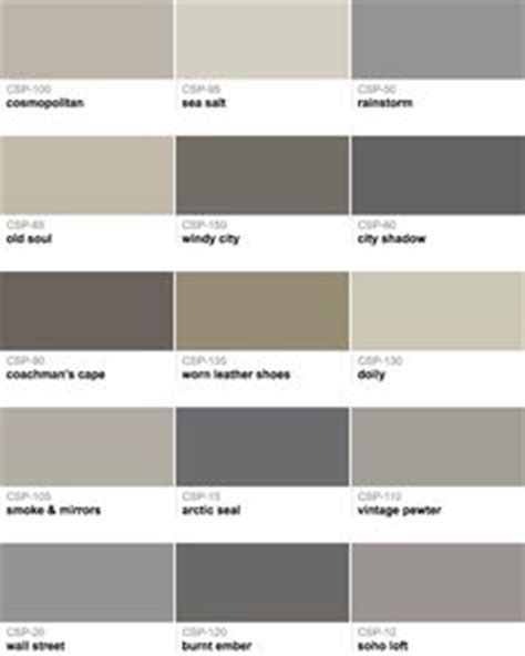 collection of grays that a mix of warm and cool undertones post shares tips for how to