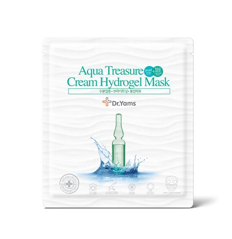 Free Giveaway Singapore 2017 - giftout cny 2017 exclusive giveaway dr yams aqua treasure cream hydrogel mask