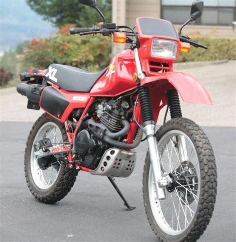 1983 honda xl600r 1984 honda xl600r moto zombdrive