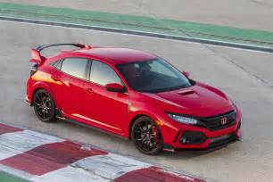 Honda Civic Type R Usa Honda Wants More Powerful Civic Type R Motor Trend