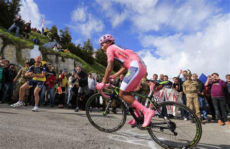 la d italia giro d italia broadcast details cycling