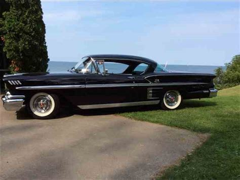1958 chev impala 1958 chevrolet impala for sale on classiccars 41