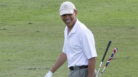barack obama golf swing president obama should play golf without being criticized