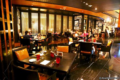 The Grill Room by The District Grill Room At Bangkok Marriott Hotel