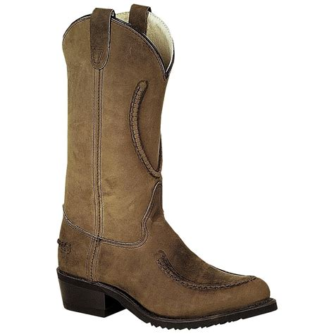 mens cowboy boots pointed toe s 12 quot h 174 pointed toe work western boots