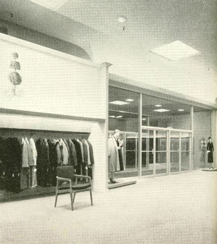 bed bath and beyond wynnewood wynnewood pa wanamaker s entrance and coats 1954 flickr