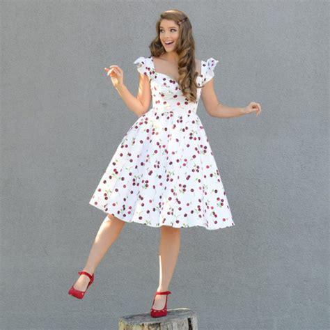 Dress Stop Dc dress stop staring unique vintage vintage cherry pin up pin up 50s style 50s style